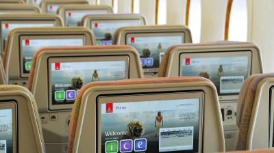 Emirates' passengers can now plan entertainment playlist ahead of flight