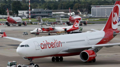 Etihad begins legal proceedings against Air Berlin