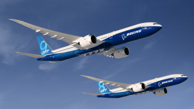Boeing releases concept art of the 777X cabin