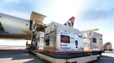 Etihad and Abu Dhabi Airports unveil new 'super terminal' for cargo