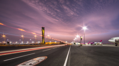 Traffic at Dubai's second airport rockets 80% after DXB runway closure