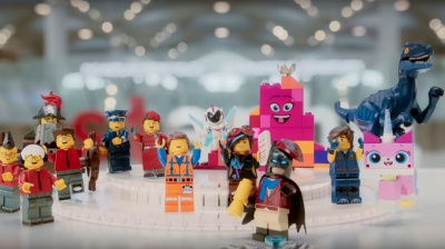 Turkish Airlines introduces LEGO Movie 2 inflight safety video