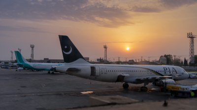 West-bound flights from India can now travel through Pakistan's airspace