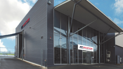 Jet Aviation rebrands Australian Hawker Pacific FBOs