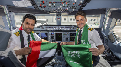 Etihad set to go big at Saudi International Airshow