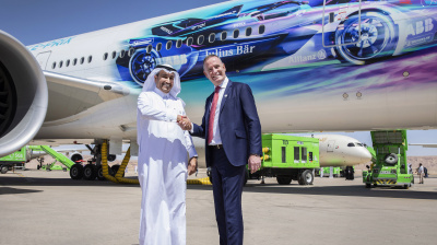Etihad and Saudia explore new opportunities with codeshare partnership