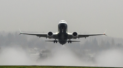 Boeing 737 Max closer to flying: certification flight in October