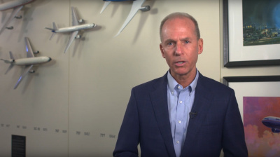 Boeing Chairman, CEO & President addresses concerns on 737 MAX safety following deadly crashes