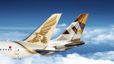 Etihad Airways and Gulf Air enter into codeshare partnership