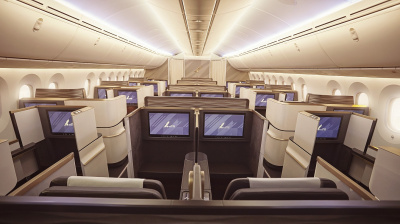 Gulf Air achieves highest seat load factor since 2014
