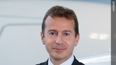Guillaume Faury joins Airbus board, appointed CEO