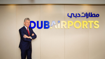 Dubai Airports CEO Paul Griffiths views 'hockey stick' recovery in DXB traffic