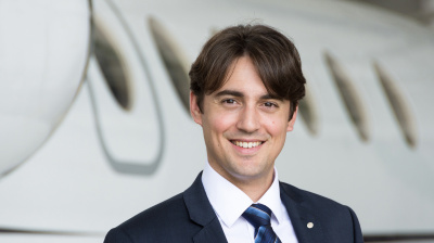Jeremie Caillet appointed VP of Jet Aviation's VIP Completion Programs