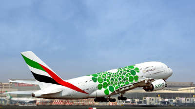 Emirates adds Riyadh to its A380 network