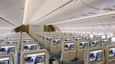Emirates airline remains on course to introduce premium economy in 2020