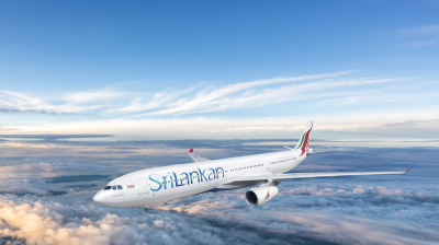 SriLankan Airlines once again named world's most punctual airline