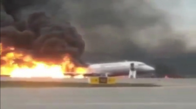 41 killed in fiery Aeroflot jet crash