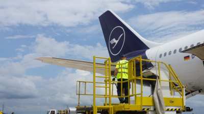 Dnata and Lufthansa Group continue to build partnership in US