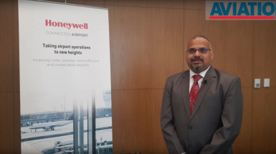 Aviation Business meets with Honeywell to discuss connected airport technologies