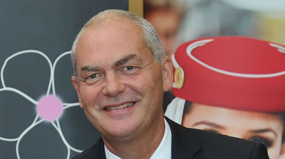Emirates airline's chief commercial officer Thierry Antinori resigns