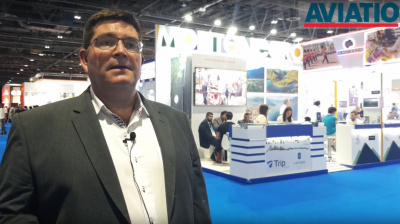 Travelport's Ian Heywood talks NDC and impact of technology on travel at ATM 2019