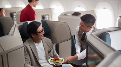 Cathay Pacific kicks off 'Move Beyond' campaign
