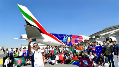 Emirates airline set to fly Indian cricket team to ICC World Cup 2019