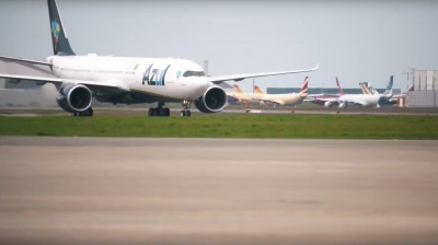 Video: Airbus' first A330neo delivered to Azul Linhas Aéreas