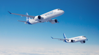 Airbus unveils performance enhancements for A220 family