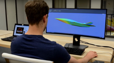 Video: Hermeus concept sets out to achieve hypersonic flight at five times the speed of sound