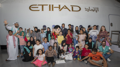 Etihad Aviation Group celebrates Zayed Humanitarian Day 2019