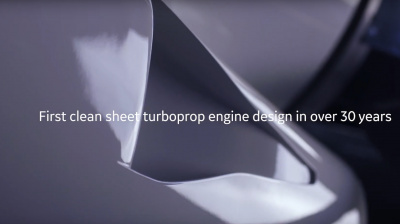 Video: GE Aviation unveils its novel clean-sheet turboprop 'Catalyst'