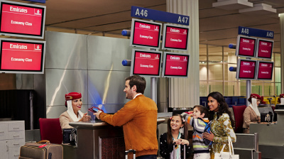 Emirates projects hectic travel weekend ahead of Eid break