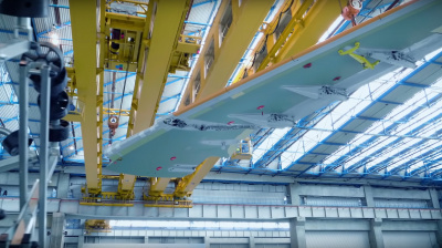 Video: Airbus highlights the production of the first A330neo for Delta Air Lines