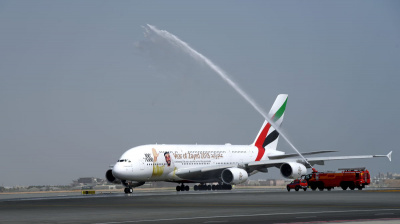 Emirates commits A380 to Oman market