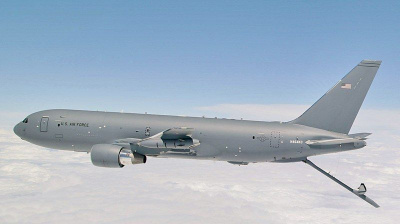 UAE submits request to buy three Boeing tanker aircraft