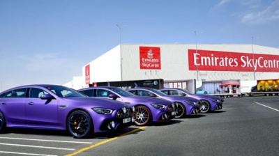 Emirates SkyCargo to transport cars for the Gumball 3000 rally
