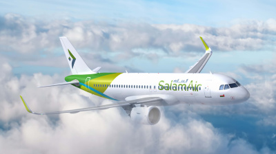 SalamAir takes ownership of second A320neo