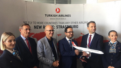 Turkish Airlines expands France network with Strasbourg addition