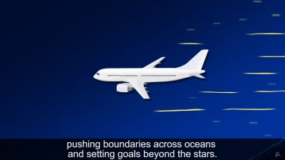Video: Boeing highlights efforts towards sustainability