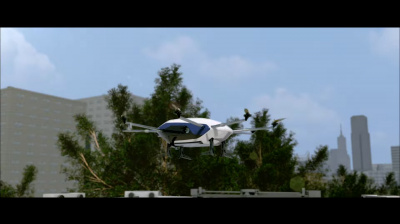 Video: Airbus showcases its efforts within ATM space for unmanned drones