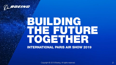 Video: Boeing unveils teaser vid for upcoming Paris Air show participation