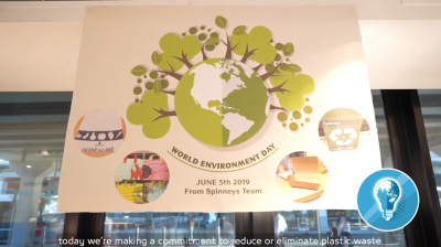 Video: Dubai Airports celebrates World Environment Day