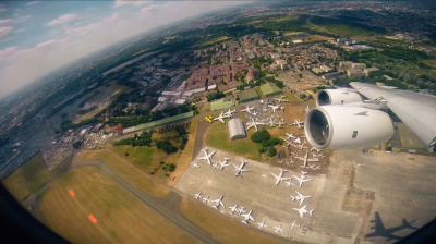 Video: Airbus release preview video of its presence at upcoming Paris Air show