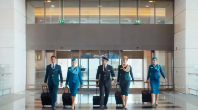 Oman Air unveils new uniform for cabin crew