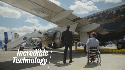Video: Embraer highlights amazing tech behind the E195E2 Profit Hunter