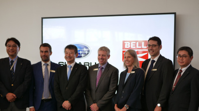 Paris Air Show: Bell Helicopter and Subaru picks up first order for Subaru Bell 412EPX