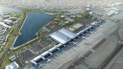 Security plans reviewed for Bahrain International Airport's new terminal