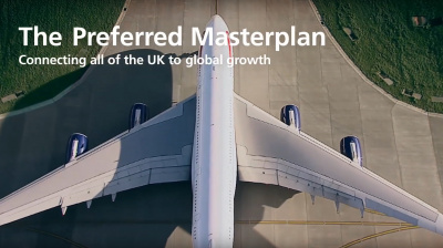 Video: Heathrow Airport unveils video showcasing its 'Preferred Masterplan'