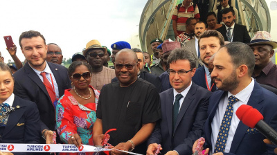 Turkish Airlines introduces Port Harcourt to flight network